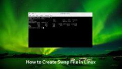 Create Swap File Linux Featured